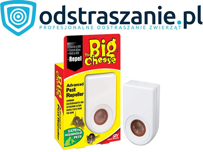ultradźwiękowy odstraszacz na myszy