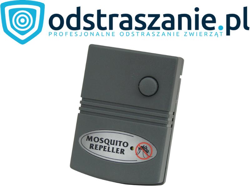ultradźwiękowy odstraszacz na komary