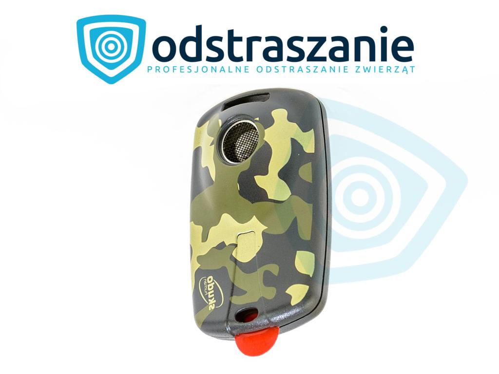 ultradźwiękowy odstraszacz kleszczy
