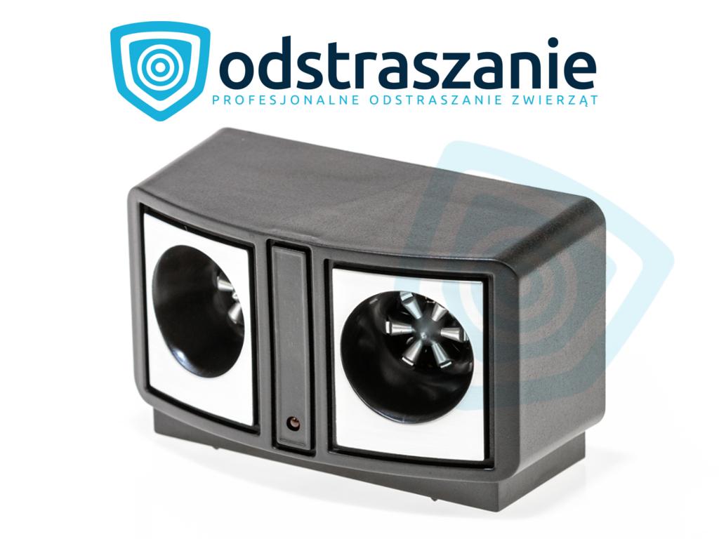 ultradźwiękowy odstraszacz robaków