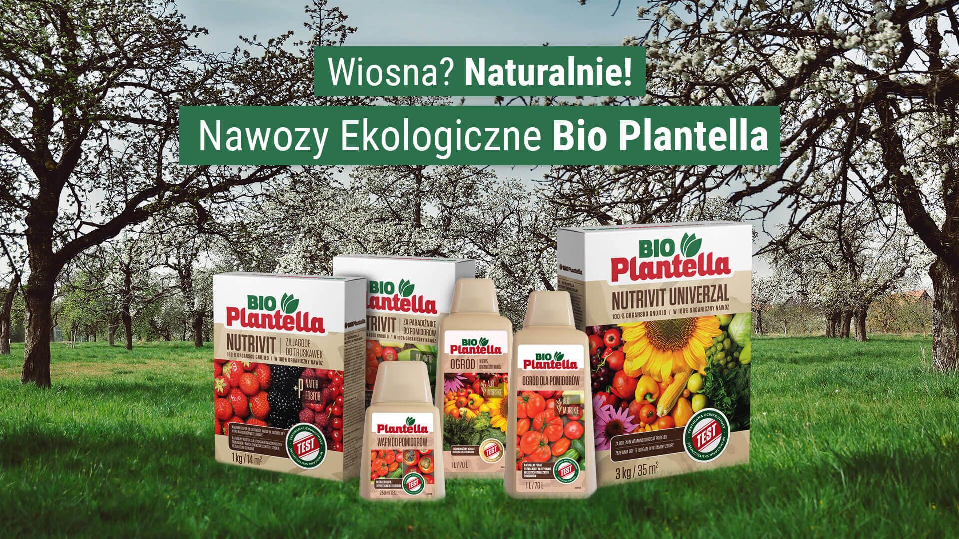 nawozy ekologiczne bioplantella