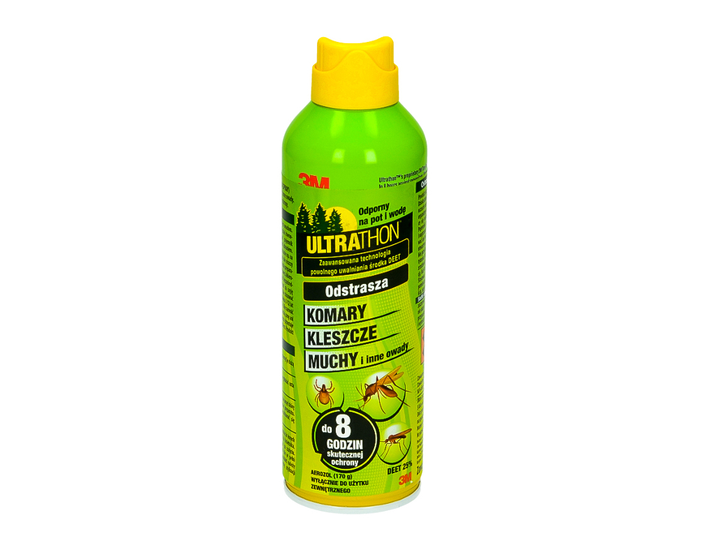 Repelent na komary ULTRATHON SPRAY 25% DEET.